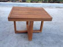 Timber outdoor stool chair coffee table furniture patio deck C6 Hume Area Preview