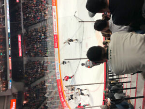 2 Lower Bowl Moosehead Tickets Game 3, Tue Great Seats Sec 24