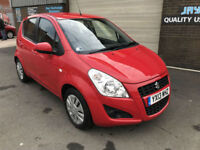 2013 SUZUKI SPLASH 1.0 SZ2 MANUAL 10000 MILES WARRANTED