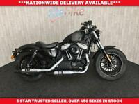 HARLEY-DAVIDSON SPORTSTER XL 1200 X FORTY EIGHT MOT APRIL 2019 LOW MLS 2016 16