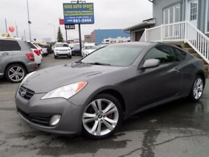 Hyundai Genesis Coupe TURBO 2012