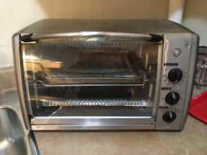 Counter Convection Toaster Oven