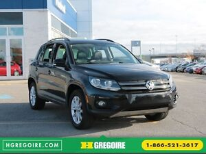 2013 Volkswagen Tiguan Highline 4MOTION AUTO A/C TOIT PANO MAGS