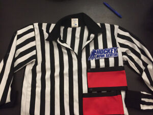 Referee Jersey and Arm bands