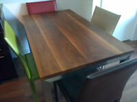 Style Garage/Crate&Barrel Dining Set