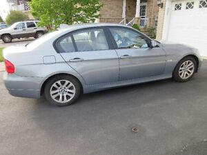2006 BMW 3-Series 325 XI Sedan