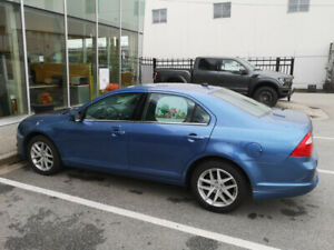 2010 Ford Fusion SEL V6 in great condition with low mileage