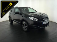 2013 NISSAN QASHQAI N-TEC+ IS DCI DIESEL 1 OWNER SERVICE HISTORY FINANCE PX