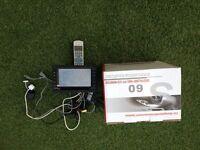 "Mercedes Smart Fortwo 2011+ 7"" TouchScreen DVD CD GPS Sat Nav iPod MP3 SD USB BT"