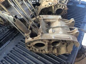 Honda CB77 Superhawk Upper and Lower Crankcases Regina Regina Area image 1