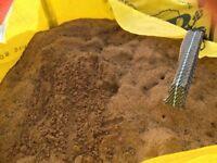 Bulk Bag Concrete Sand (Sharp Sand)