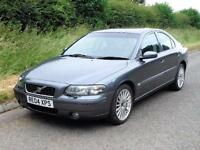 2004 VOLVO S60 D5 2.4 DIESEL SE, Grey, Manual