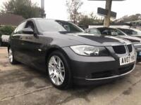 2007 BMW 3 Series 2.0 320d SE 4dr