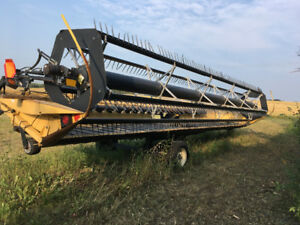30' honey bee header