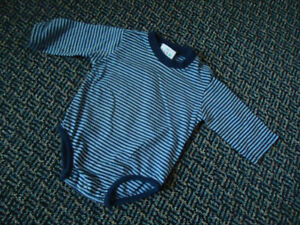 Baby Size 6 Months Long Sleeve Onesie