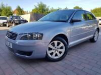 Private *A3* Plate Included 2004 Audi A3 1.6 SE Manual 3 Doors