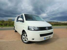 2015 Volkswagen Transporter 2.0 TDI BlueMotion Tech 140PS Highline Kombi Van Van
