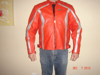 Brand New Leather Jacket. $200 obo