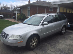 2003 Volkswagen Passat Leather Wagon - $1800 OBO