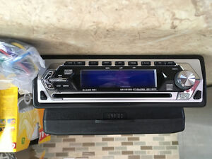 Car CD player-new