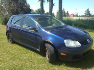 Volkswagen Rabbit 2008 2,5 litre - 4200$ (Négociable)