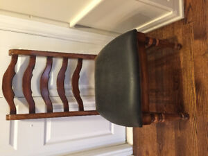 Hooker Ladderback Dining Room / Kitchen Chairs - $250 each