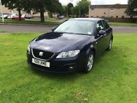 Seat exeo with year MOT and low mileage