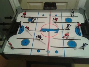 Table hockey game for sale.