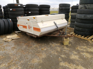 Looking to trade for utility trailer