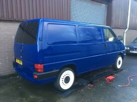 Vw T4 Transporter camper,project
