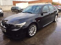 BMW 520d M Sport.. (161bhp) 6 Speed.. 55 Plate..
