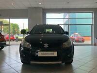 2012 Suzuki SX4 1.6 SZ5 4x4 5dr Hatchback Petrol Manual