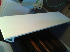 Crown Molding Mantle OR Shelf excellent shape