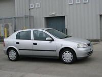 Vauxhall Astra 1.6i 16v 2003MY LS NOW SOLD