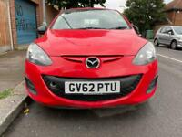 Mazda Mazda 2 1.3 Petrol 2013 TS 2 Keys Low 59K Miles £30 Road Tax ULEZ Ok