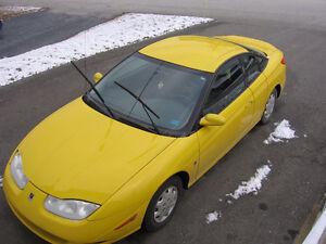 2001 Saturn Autre Coupé (2 portes)