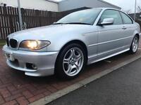 2003 BMW 3 SERIES 318 Ci M Sport 2dr NEW TYRES, CLEAN CAR THROUGHOUT