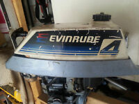 Evinrude 4 HP - 2 Cylinders