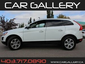 2013 Volvo XC60 3.2L PAN ROOF / B.TOOTH / HTD SEATS 3YR WARRANTY