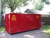 Prince Edward County Dumpster rentals by Load-N-Lift Disposal
