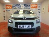 2018 Citroen C3 PURETECH FEEL(ONLY 34832 MILES) FREE MOTS AS LONG AS YOU OWN THE