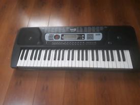 Rock jam RJ654 Beginners keyboard HARDLY USED