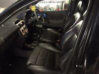 Corsa b leather seats
