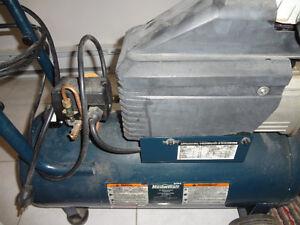 Compresseur 8 gallons mastercraft West Island Greater Montréal image 3