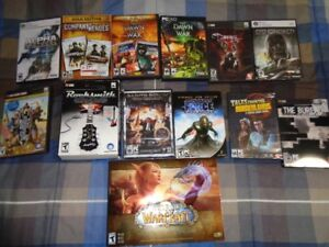PC Games - Make offers! - Want gone