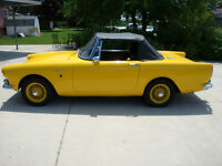1966 Sunbeam Alpine V6 Automatic