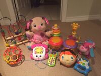 BABY TOY BUNDLE FOR SALE