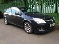 2010 VAUXHALL ASTRA 1.4 PETROL. 3 DOOR. COUPE. NEEDS MINOR TLC. PLEASE READ. ONLY 37000 MILES