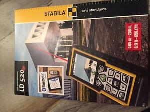 LD 520 laser distance measurer