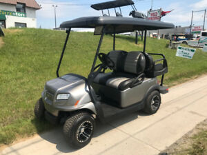 2018 Club Car Onward PTV Electric Golf Cart